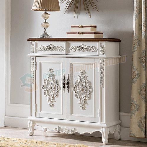 全新美式描金描銀工藝儲物櫃鞋櫃 Brand New cabinet