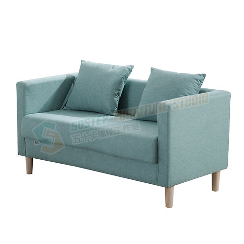 全新簡約風單/兩/三座位布藝/皮梳化 Brand New 1/2/3-seat sofa, leather/fabric