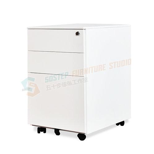 全新鋼製側拉活動櫃 Brand New steel drawer cabinet on castors
