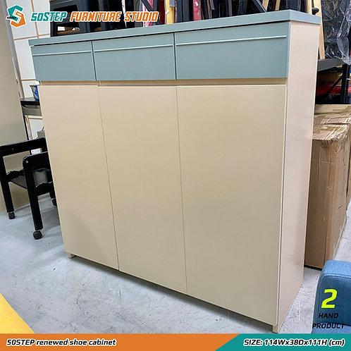 五十步翻新兩門鞋櫃 50STEP renewed shoe cabinet