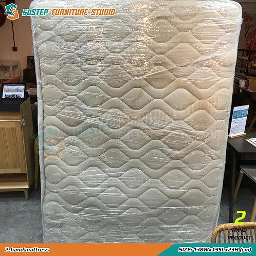 二手雙人床褥 2-hand mattress