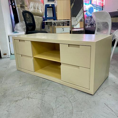 五十步製/翻新復古實木電視櫃 50STEP/renewed TV cabinet, solid wood
