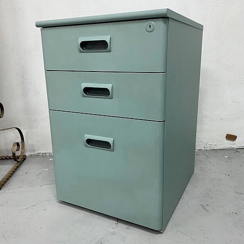 五十步製/翻新辦公室活動櫃 50STEP/renewed office drawer cabinet w wheels