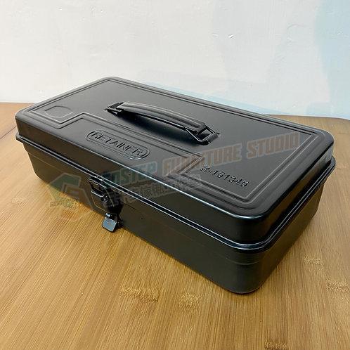 全新磨砂黑出口款鐵皮工具箱 Brand New tool box 360A, black