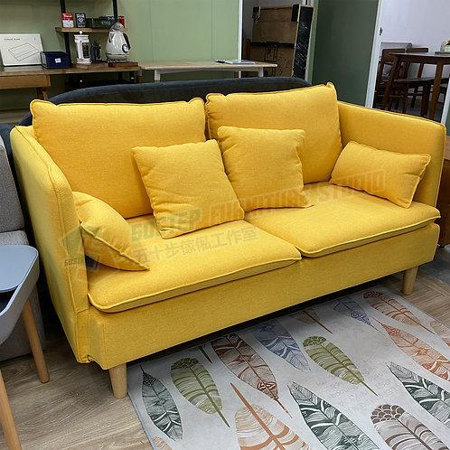 全新玩味多色舒適梳化 Brand New sofa, fabric