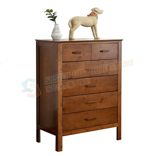 全新楠竹多桶櫃斗櫃儲物櫃 Brand New cabinet/storage, bamboo