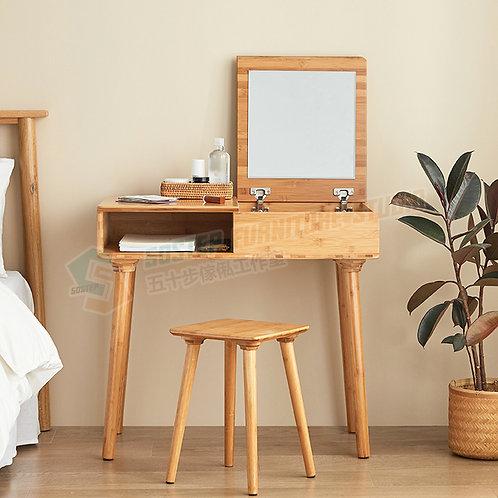 全新日式藏鏡梳妝檯/檯櫈 Brand New dressing desk/w stool, mirror