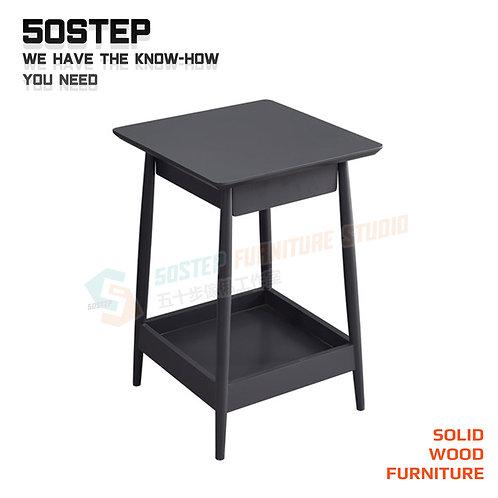 全新進口實木儲物床頭几茶几 Brand New solid wood nightstand/coffee table