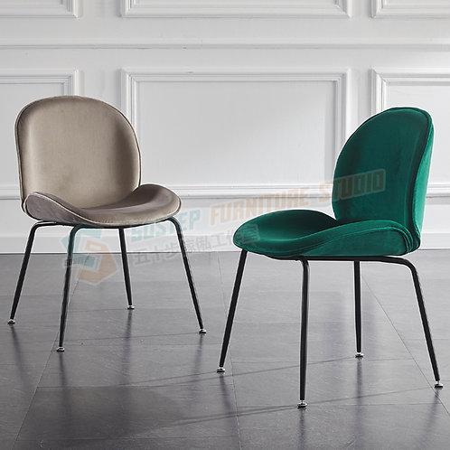 全新摩登設計絨面精品餐椅 Brand New chair