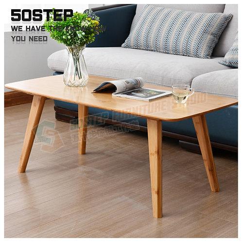 全新日式竹製單層茶几 Brand New coffee table, bamboo