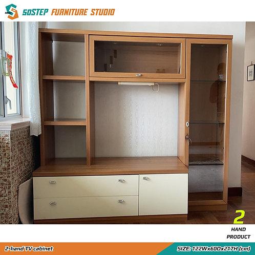 二手電視組合櫃 2-hand TV cabinet