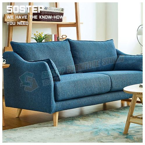 全新蝸居設計舒適混紡兩/三座位梳化 Brand New 2/3-seat sofa, frabic