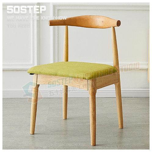 全新泰國實木大牛角餐椅(兩張) Brand New solid wood chair (2pcs)
