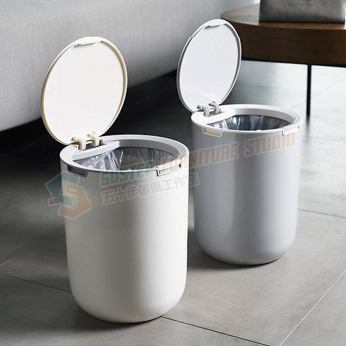 全新簡約手提式垃圾桶 Brand New touch top bin