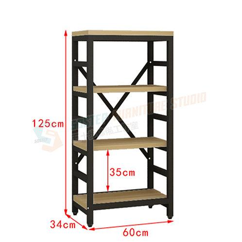免費送貨環保板材四層加厚儲物架層架書架 Free shipping shelving unit