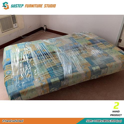 二手梳化床 2-hand sofa bed