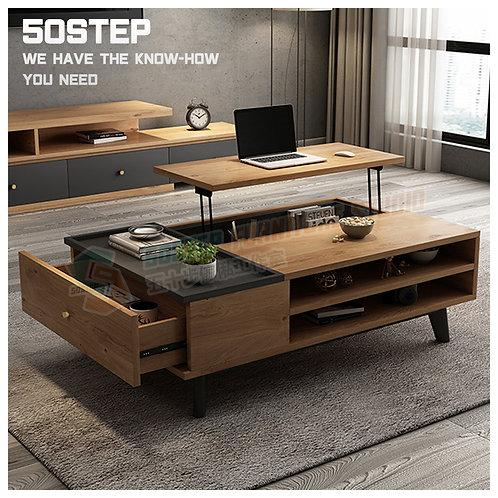 全新摩登精品升降茶几 Brand new modern coffee table