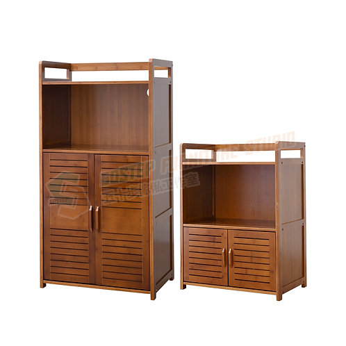 免費送貨楠竹廚房儲物層架櫃 Free shipping shelving unit, bamboo