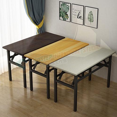 免費送貨雙層摺疊檯教學檯摺檯 Free shipping folding desk