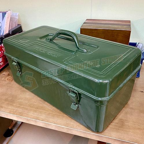 全新復刻懷舊雙層鐵皮工具箱 Brand New tool box 460B