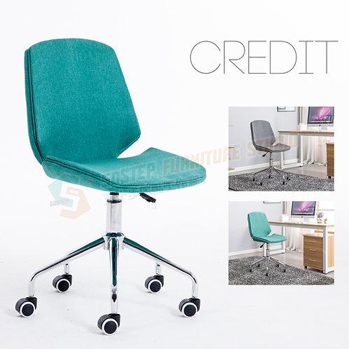 全新優質麻布人體工學辦公椅 Brand New office chair, frabic