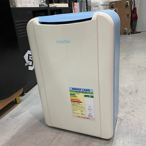 八成新伊瑪牌20公升電子式抽濕機 2-hand Imarflex dehumidifier IDH-20LC