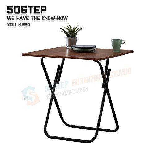 全新輕便型方形摺檯餐檯 Brand New folding table