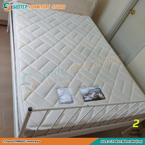 二手澳美斯床褥 2-hand EMMAS mattress
