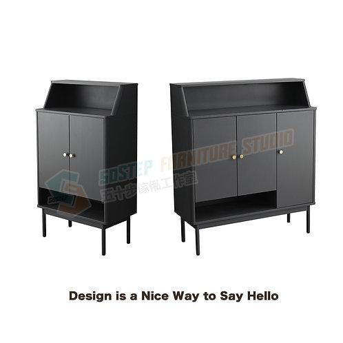 全新進口實木儲物鞋櫃 Brand New solid wood shoe cabinet