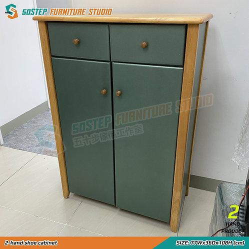 二手鞋櫃 2-hand shoe cabinet