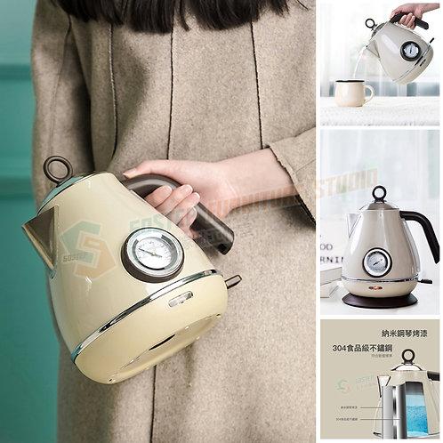 全新德國品牌不鏽鋼電熱水煲 Brand New AEG electric kettle