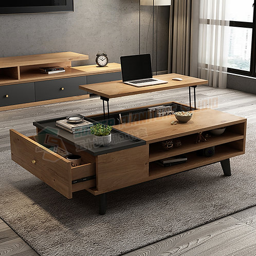 免費送貨摩登精品升降茶几 Free shipping modern coffee table