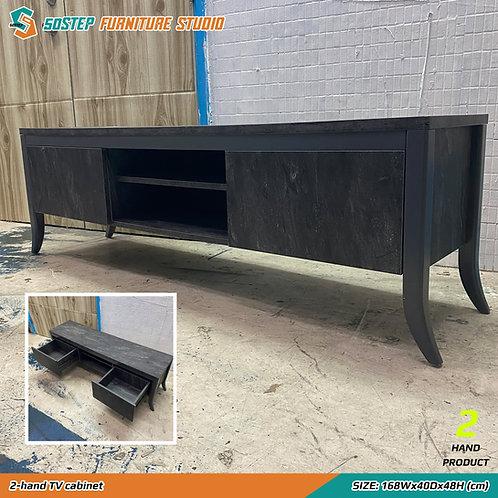 八成新岩板電視櫃 2-hand NIDIA TV cabinet
