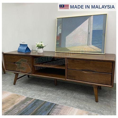 全新馬來西亞製造電視櫃 Brand New solid wood TV cabinet, made in Malaysia