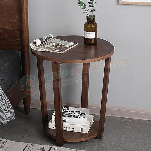 全新進口實木桶型茶几 Brand New solid wood Coffee table