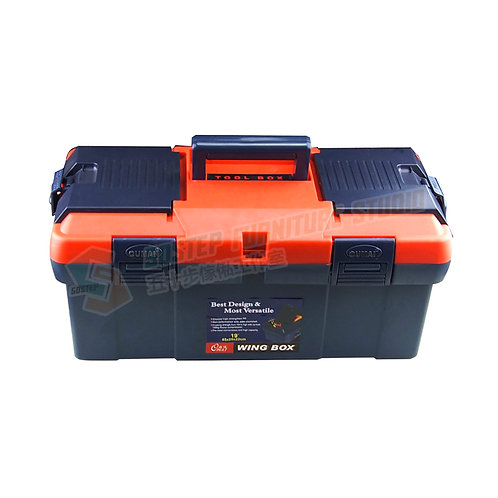 #現貨 車用家用大容量手提式ABS工程塑料工具箱 Tool box, abs