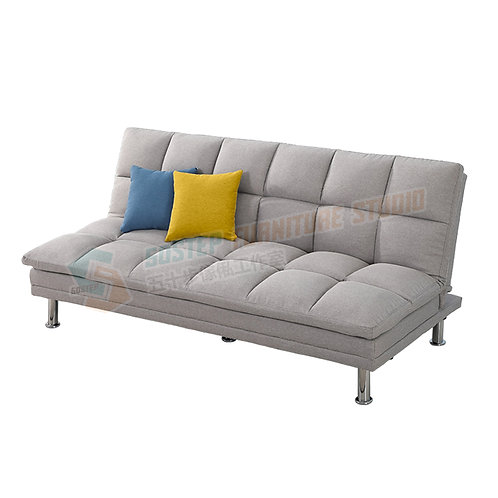 全新三座位可拆洗梳化床 Brand New 3-seat sofa bed, fabric