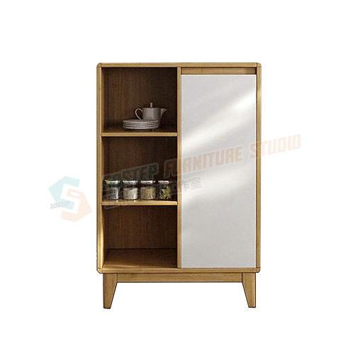 全新實木餐邊櫃儲物櫃 Brand New solid wood cabinet