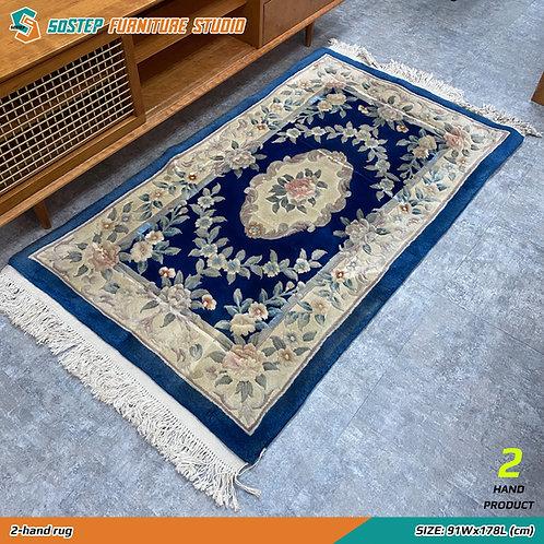 二手厚身地毯 2-hand rug