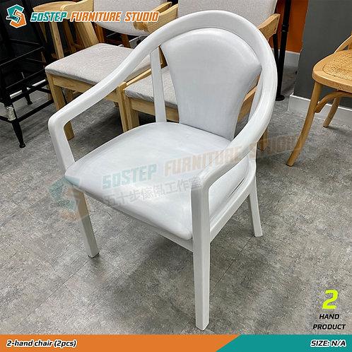 二手餐椅兩張 2-hand chair (2pcs)