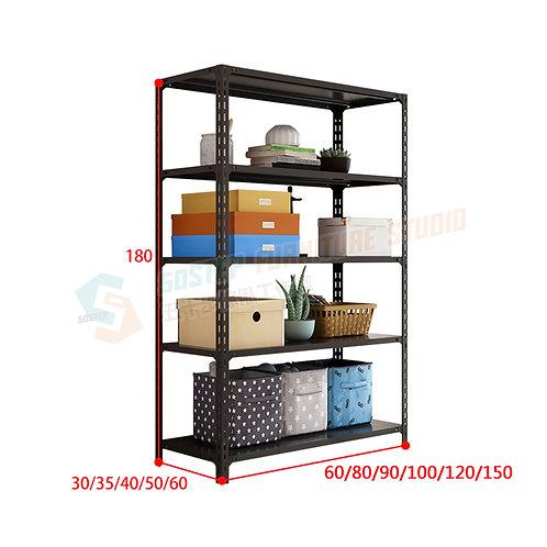全新輕型貨架陳列架鐵架層架 Brand New rack/shelving unit