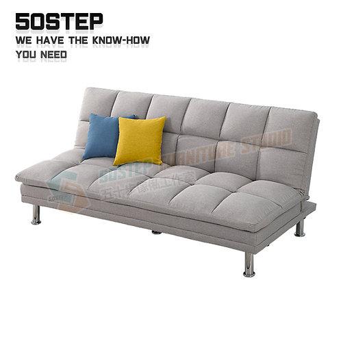 全新超承重可拆洗梳化床 Brand New 3-seat sofa bed, fabric