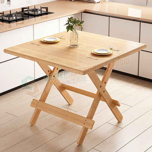 全新無縫接口楠竹摺檯 Brand New folding table, bamboo