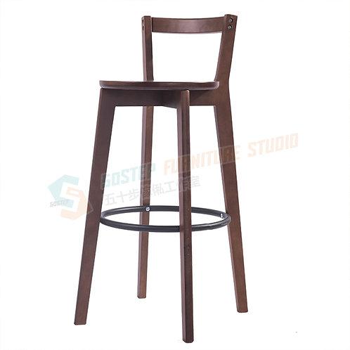 全新櫸木吧椅 Brand New solid wood bar chair, beech