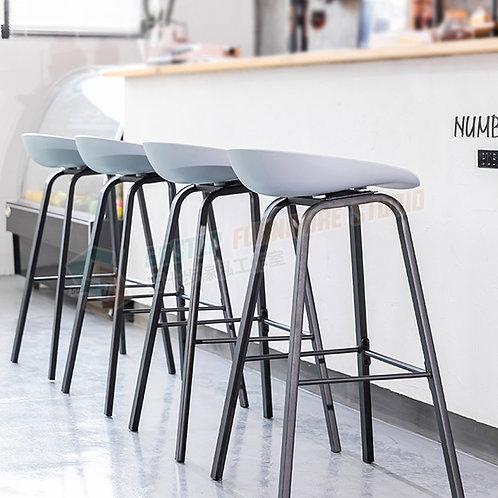 全新鐵藝吧椅 Brand New bar stool, metal