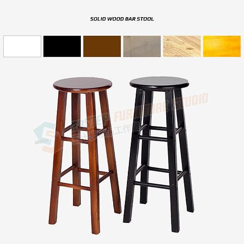 全新實木吧櫈吧椅 Brand New solid wood bar stool