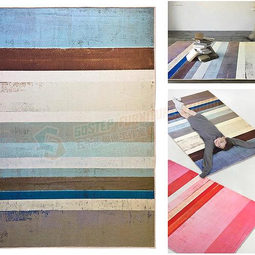 全新彩色間條地氈 Brand New rug