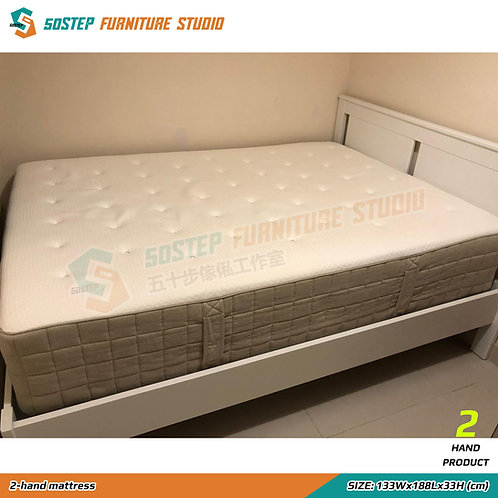 二手四呎半床褥 2-hand mattress