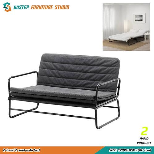 九成新兩座位梳化床 2-Hand 2-seat sofa bed