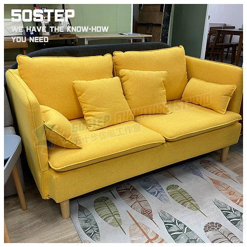 全新玩味多色舒適單/兩/三/四座位梳化 Brand New 1/2/3/4 seat sofa, fabric